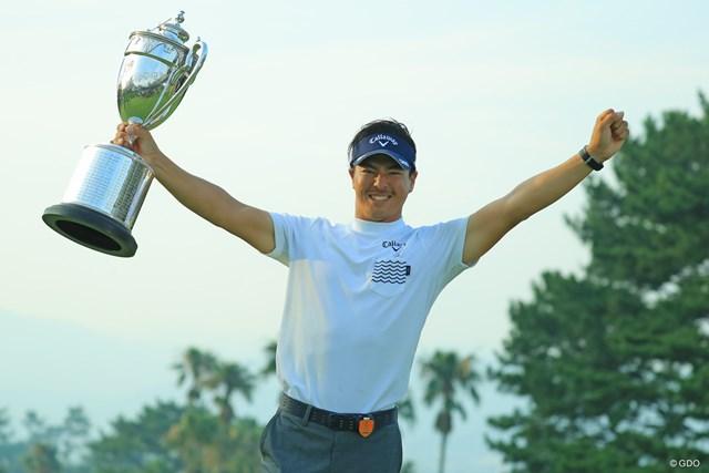 2019年 日本プロゴルフ選手権大会 最終日 石川遼 前回2019年の「日本プロゴルフ選手権」を制した石川遼