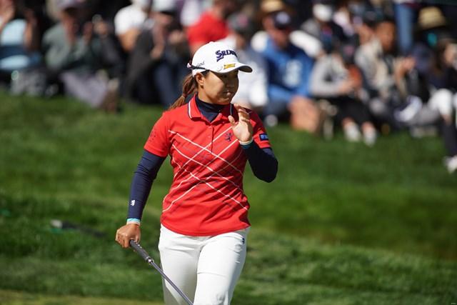 2021年 全米女子オープン 4日目 畑岡奈紗 「全米女子オープン」で惜敗した畑岡奈紗がリベンジへ