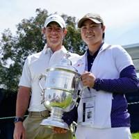 二人の全米チャンピオン 2021年 全米オープン 事前 笹生優花 ロリー・マキロイ