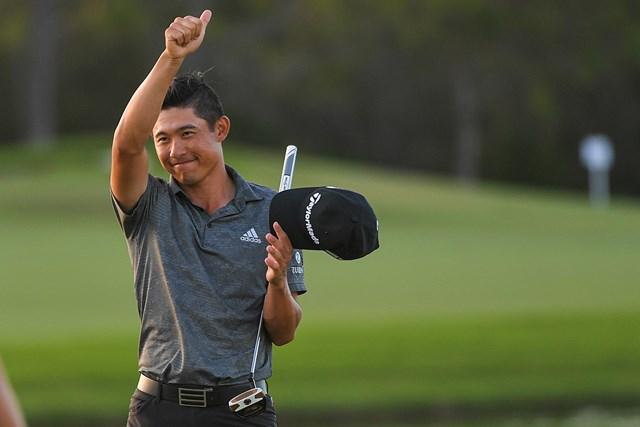 コリン・モリカワ コリン・モリカワにはメジャー2勝目がかかる(Ben Jared/PGA TOUR via Getty Images)