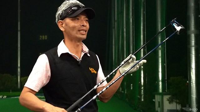 VENTUS BKを筒康博が試打「すごくそのまんま」 「PGA選手に憧れる=向上心の高いゴルファー向き」と筒