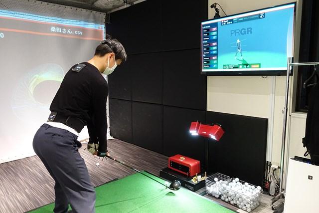ゴルフを始めたらまず自分の最速上達ルートを知ろう 3つの解析で自分のスイングタイプや課題が明確に