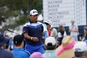 2021年 全米オープン 3日目 松山英樹