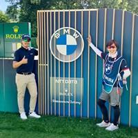 今週の欧州ツアーはミュンヘンで! 2021年 BMWインターナショナルオープン 事前 川村昌弘