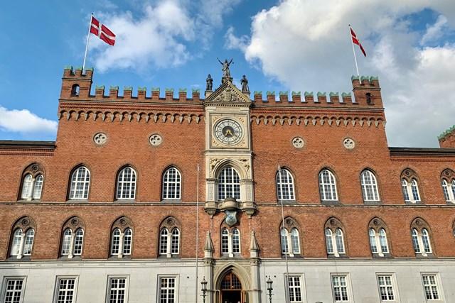 2021年 BMWインターナショナルオープン 事前 オーデンセ アンデルセンが生まれたデンマーク・オーデンセの街