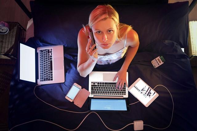 多忙 こんなに忙しいの私だけ? いえ、違います(Getty Images)