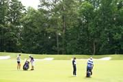 2021年 KPMG全米女子プロゴルフ選手権 初日 レキシー・トンプソン 笹生優花