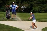 2021年 KPMG全米女子プロゴルフ選手権 2日目 畑岡奈紗