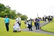 2021年 ダンロップ・スリクソン福島オープン 4日目 最終組
