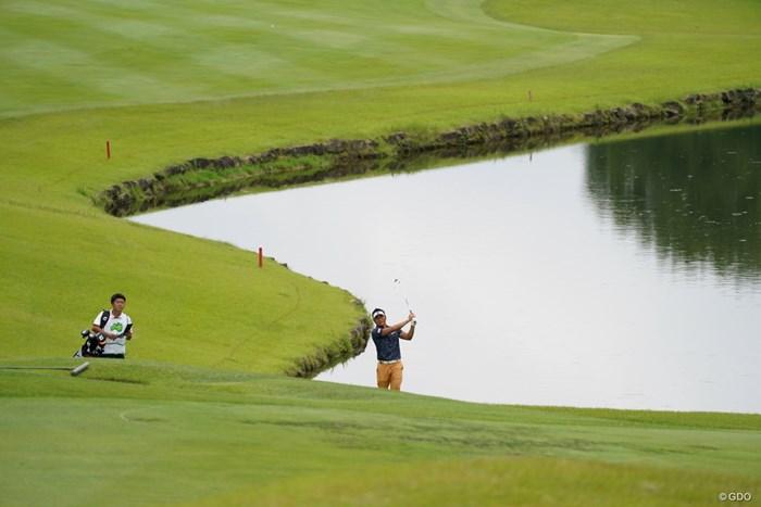 池に入らなくてよかった 2021年 ダンロップ・スリクソン福島オープン 4日目 宮本勝昌