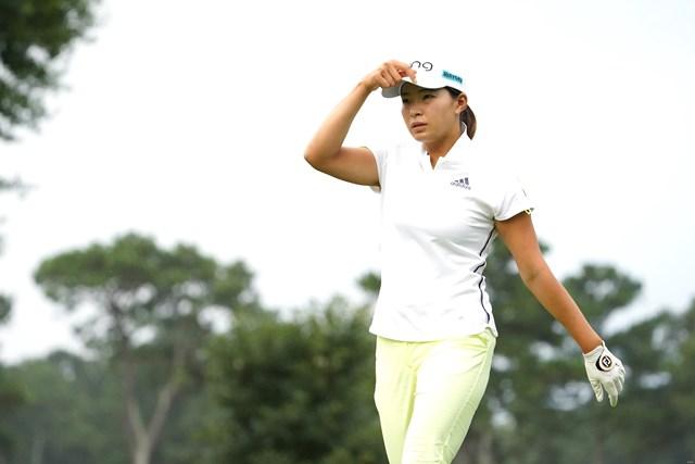 2021年 KPMG全米女子プロゴルフ選手権 4日目 渋野日向子 渋野日向子は前半に4ストローク伸ばした