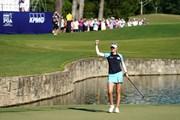 2021年 KPMG全米女子プロゴルフ選手権 最終日 ネリー・コルダ