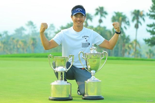 2019年 日本プロゴルフ選手権大会 最終日 石川遼 前回2019年大会を制した石川遼。特例出場で連覇を狙う