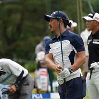 石川遼は午後に星野陸也と練習ラウンドを行った 2021年 日本プロゴルフ選手権大会  事前 石川遼