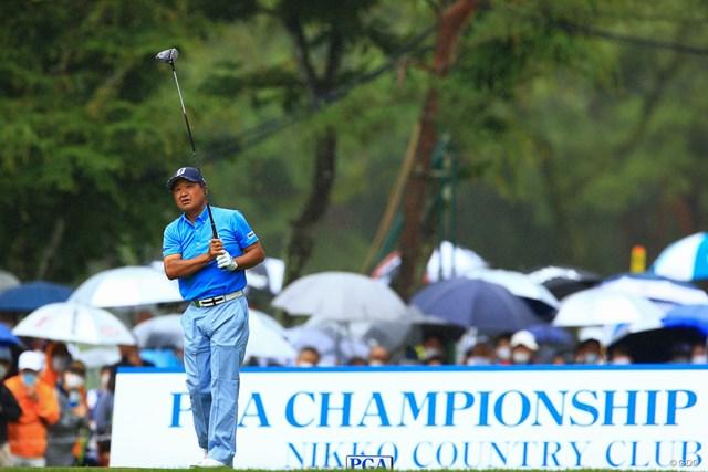 2021年 日本プロゴルフ選手権大会 初日 倉本昌弘 PGA CHAMPIONSHIP 2021 開幕!!