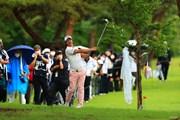 2021年 日本プロゴルフ選手権大会 初日 石川遼