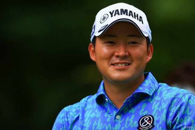 2021年 日本プロゴルフ選手権大会 2日目 今平周吾 東京五輪出場を逃した今平周吾。次の目標を口にした