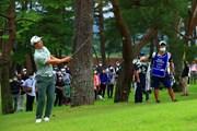 2021年 日本プロゴルフ選手権大会 2日目 石川遼