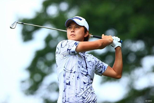 2021年 日本プロゴルフ選手権大会 2日目 大堀裕次郎 久々にレギュラーツアーで活躍。大堀裕次郎が上位で決勝ラウンドへ