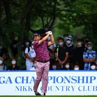 単独首位に浮上した池田勇太。思い入れの強い場所、思い入れの強い大会で 2021年 日本プロゴルフ選手権大会 3日目 池田勇太