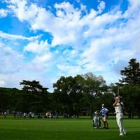 久々の青空 2021年 日本プロゴルフ選手権大会 3日目 石川遼