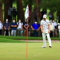 hole8 par3 210yards bogie 2021年 日本プロゴルフ選手権大会 3日目 石川遼
