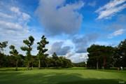 2021年 日本プロゴルフ選手権大会 3日目 hole18