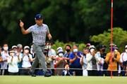2021年 日本プロゴルフ選手権大会 3日目 片山晋呉
