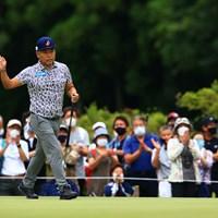 出だしから最高にカッコ良かったなー 2021年 日本プロゴルフ選手権大会 3日目 片山晋呉