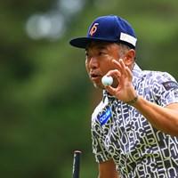 hole6 par4 350yards par 2021年 日本プロゴルフ選手権大会 3日目 片山晋呉