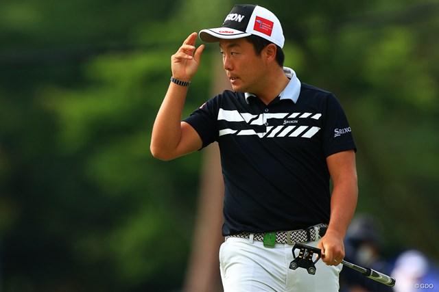 2021年 日本プロゴルフ選手権大会 3日目 稲森佑貴 ツアー2勝はいずれも「日本オープン」。今度は「日本プロ」で…