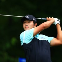 22歳のキム・ソンヒョンが逆転優勝を果たした 2021年 日本プロゴルフ選手権大会  最終日 キム・ソンヒョン