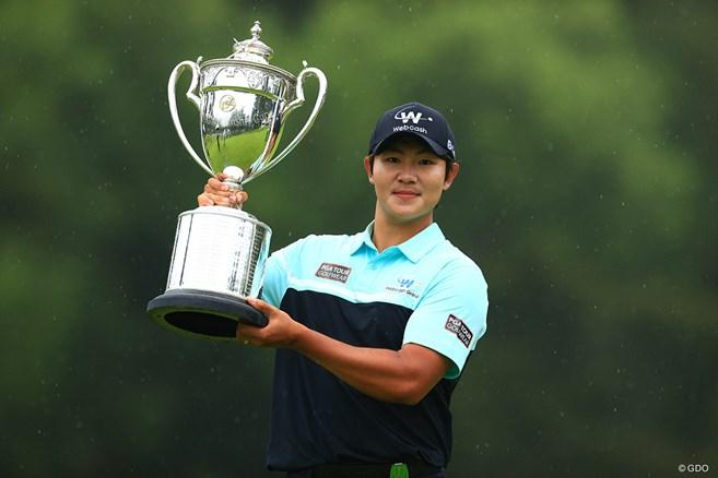 22歳のキム・ソンヒョンが初優勝 池田勇太と稲森佑貴は1打及ばず
