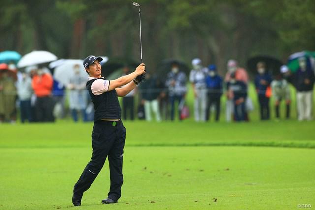 2021年 日本プロゴルフ選手権大会  最終日 石川遼 手応えを得て、宿題に取り組む
