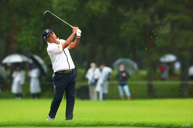 2021年 日本プロゴルフ選手権大会 最終日 寺西明 本買わせていただきます