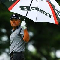 雨はもうお腹いっぱい 2021年 日本プロゴルフ選手権大会 最終日 宮里優作