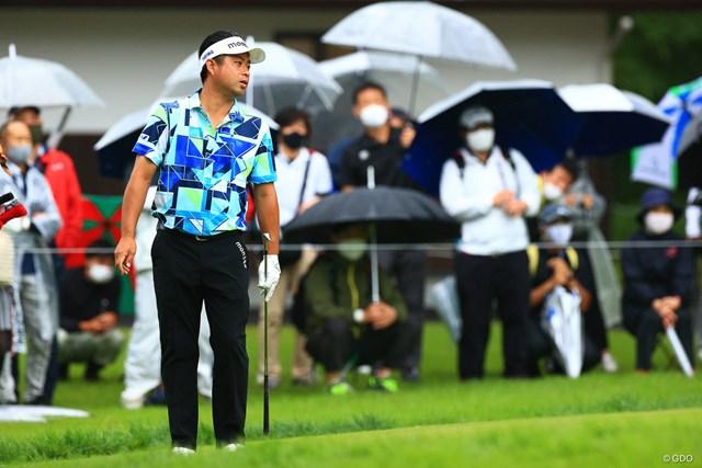 2021年 日本プロゴルフ選手権大会  最終日 池田勇太 池田勇太は最終日に逆転負け。最終日は「71」と伸ばせなかった