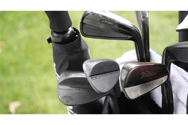 2021年 PGAツアーオリジナル ジミー・ウォーカー ジミー・ウォーカーのギア(提供:GolfWRX、PGATOUR.COM)