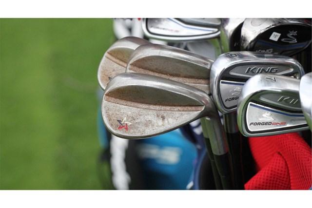 2021年 PGAツアーオリジナル ブライソン・デシャンボー ブライソン・デシャンボーのギア(提供:GolfWRX、PGATOUR.COM)