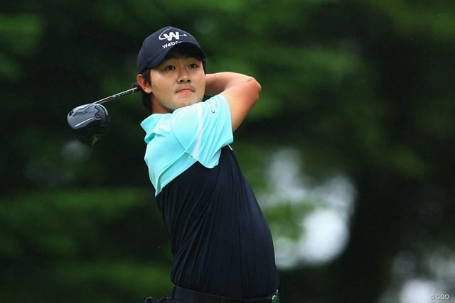 2021年 日本プロゴルフ選手権大会  最終日 キム・ソンヒョン 日本ツアー初優勝をメジャータイトルで飾ったキム・ソンヒョン