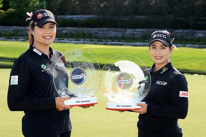 ジュタヌガン姉妹が初制覇 笹生組5位 畑岡&トンプソン12位