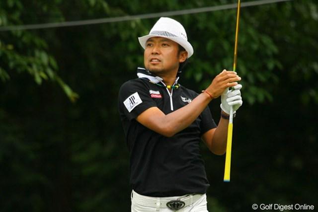 2010年 ダイヤモンドカップゴルフ 2日目 片山晋呉 「やべぇ、手が滑った」これは、片山晋呉がミスショットしそうな瞬間にグリップを緩めて曲がり幅を抑える魔法