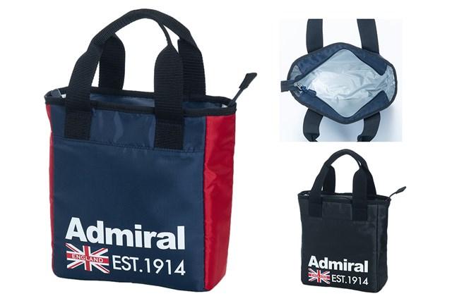 《2021年》真夏のラウンドにおすすめの保冷バッグ5選 アドミラル 保冷機能付ラウンドバッグ