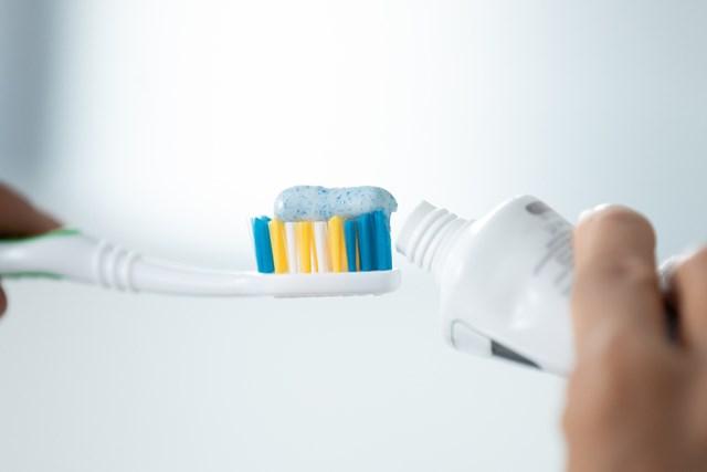 歯ブラシ 歯を磨くのもの立派なモーニングルーティン(Getty Images)