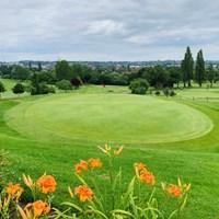 ひとりでプレーしたロンドンのゴルフ場。古くても味がある! 2021年 ガレス・ベイル カズーオープン 事前 英国のゴルフ場