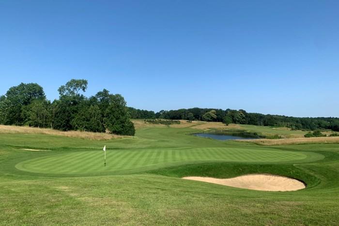 ロンドンゴルフクラブ 2021年 ガレス・ベイル カズーオープン 事前 ロンドンゴルフクラブ