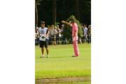 2010年 ダイヤモンドカップゴルフ 2日目 石川遼