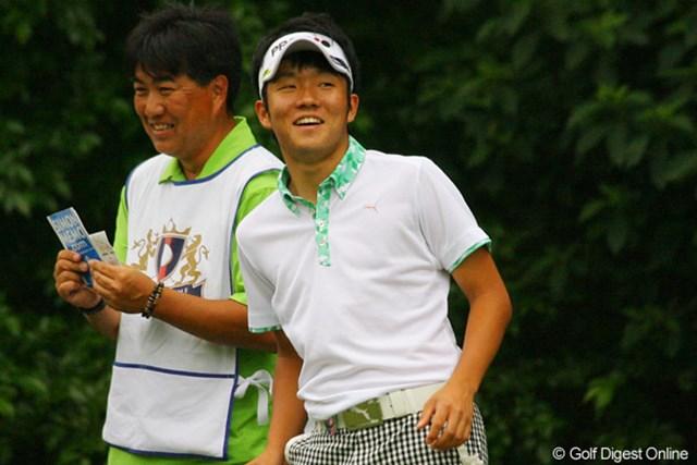 2010年 ダイヤモンドカップゴルフ 3日目 浅地洋祐 17歳のアマチュアは3日目も健闘!通算7アンダーの6位タイで最終日を迎える