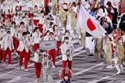 2021年 東京五輪 事前 開会式