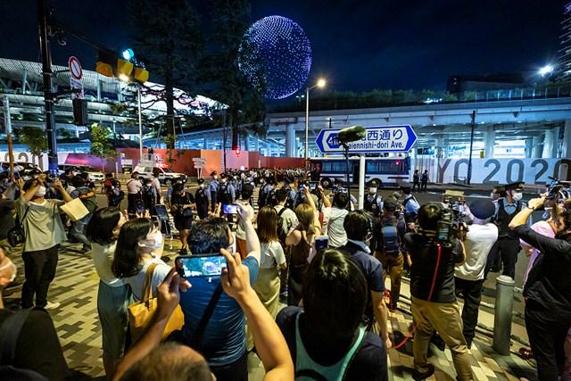 2021年 東京五輪 事前 開会式 1年延期された東京五輪がついに開幕した (Yuichi Yamazaki/Getty Images)